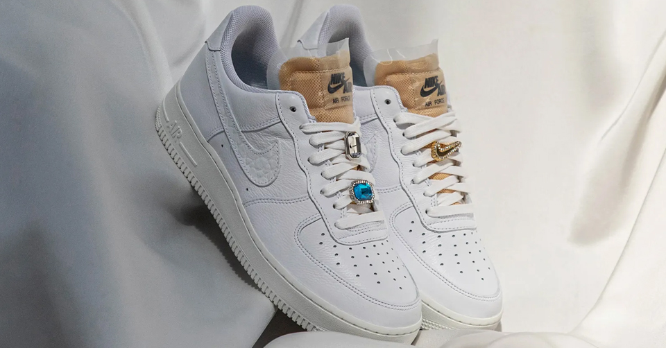 NIKE WMNS AIR FORCE 1 07 LX LOW BLING Archieven | Sneakerjagers