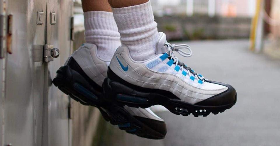 De Nike Air Max 97 Bar Code is geïnspireerd op een