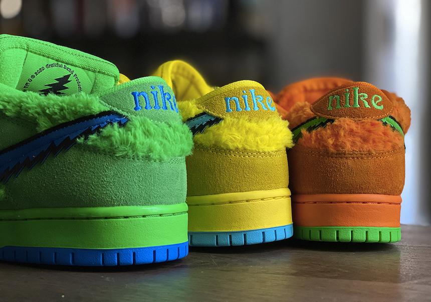 Grateful Dead Nike SB