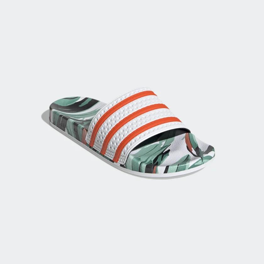 adidas Adilette 'Jungle Leaf' pack