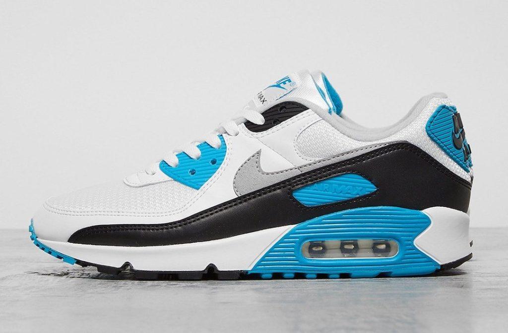 Air Max 90 'Laser Blue'