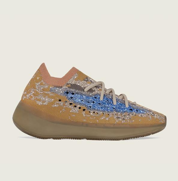 adidas Yeezy BOOST 380 'Blue Oat' Reflective