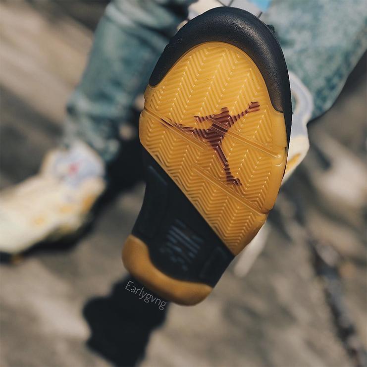 Air Jordan 5 Sail