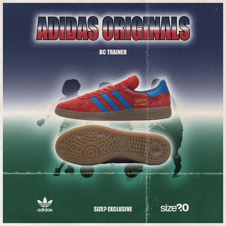 adidas BC Trainer