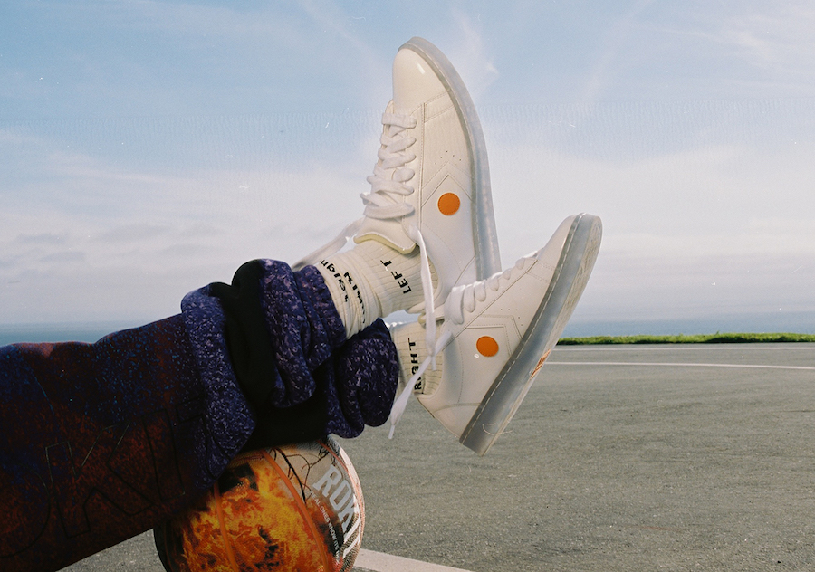 ROKIT x Converse Pro Leather Ox