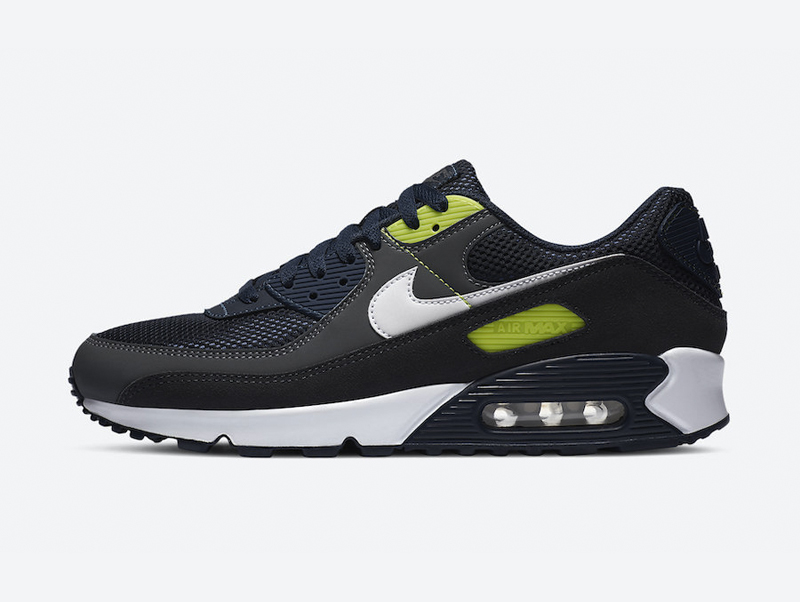 Air Max 90 Seahawks