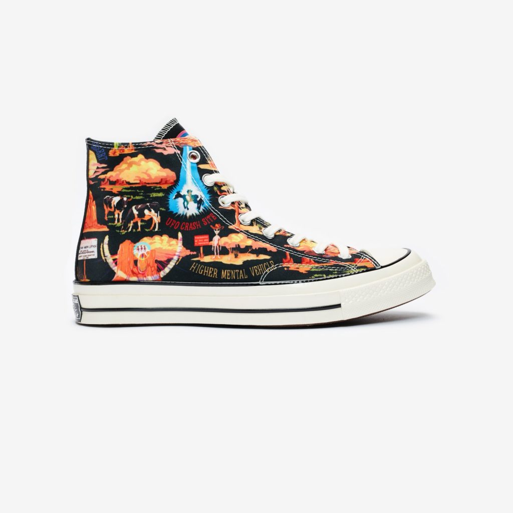 Twisted Resort x Converse