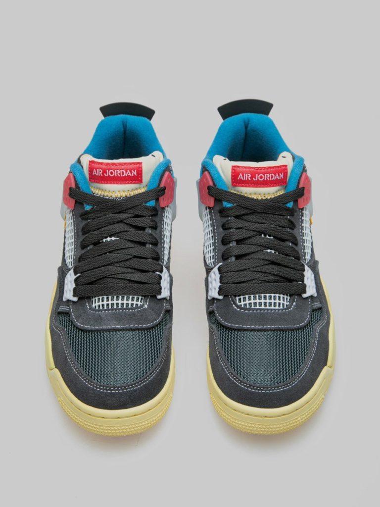 Union x Air Jordan 4