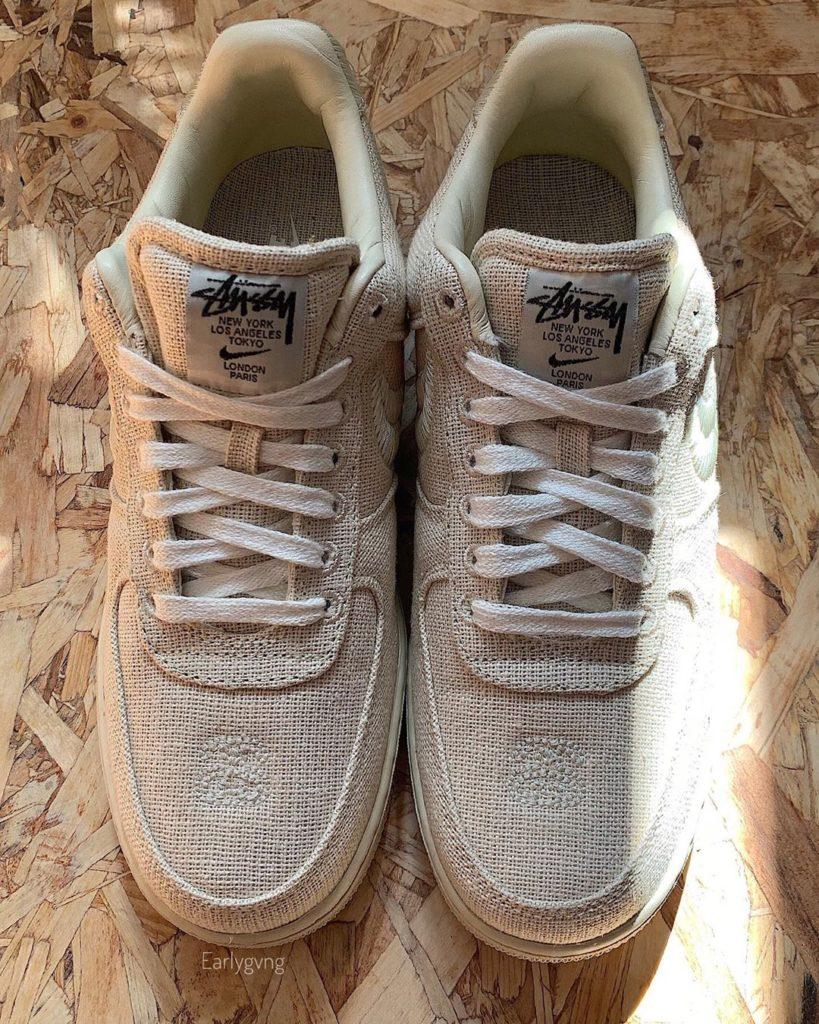 Stüssy Nike Air Force 1