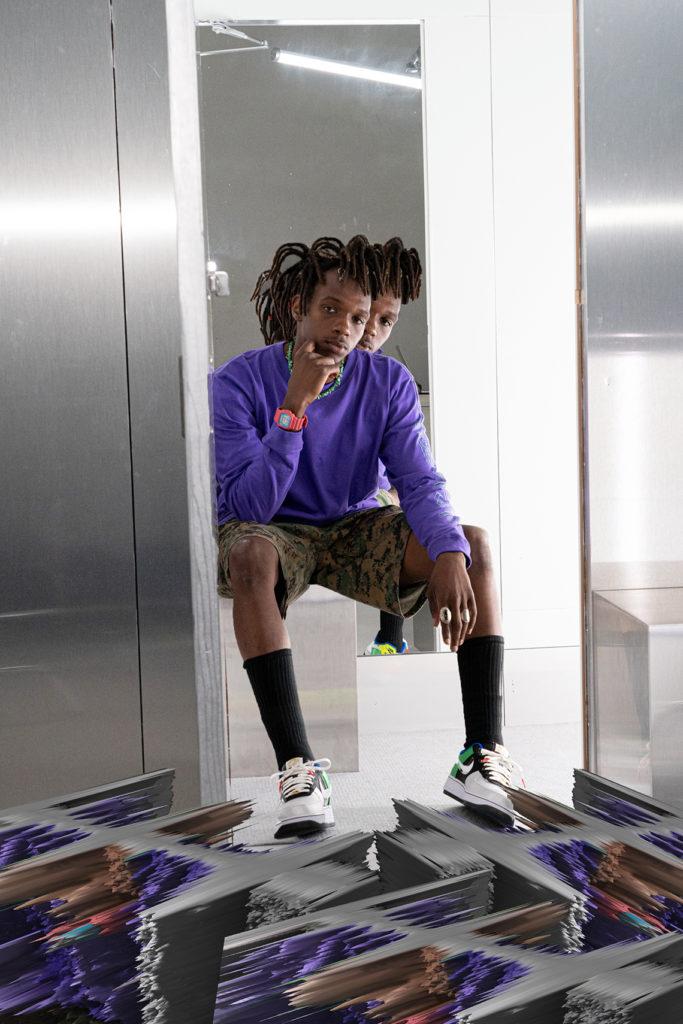 BAIT Nike 'Hidden Message Pack'