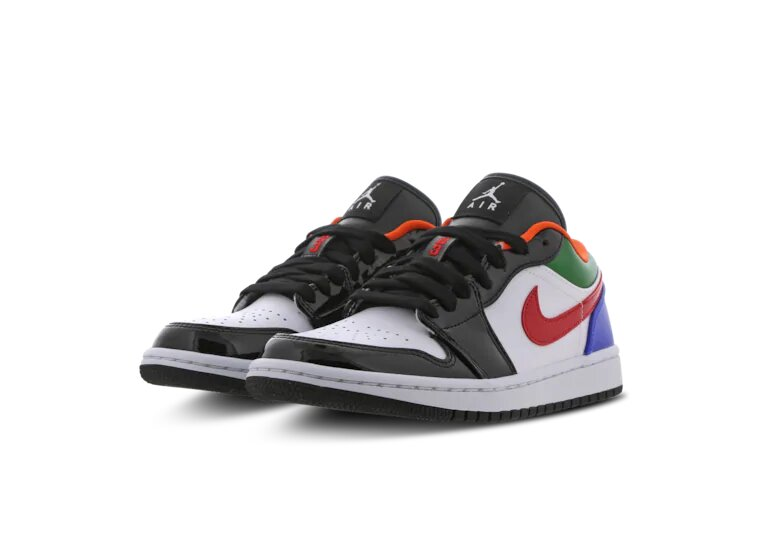 Air Jordan 1 Low 'Multicolor'
