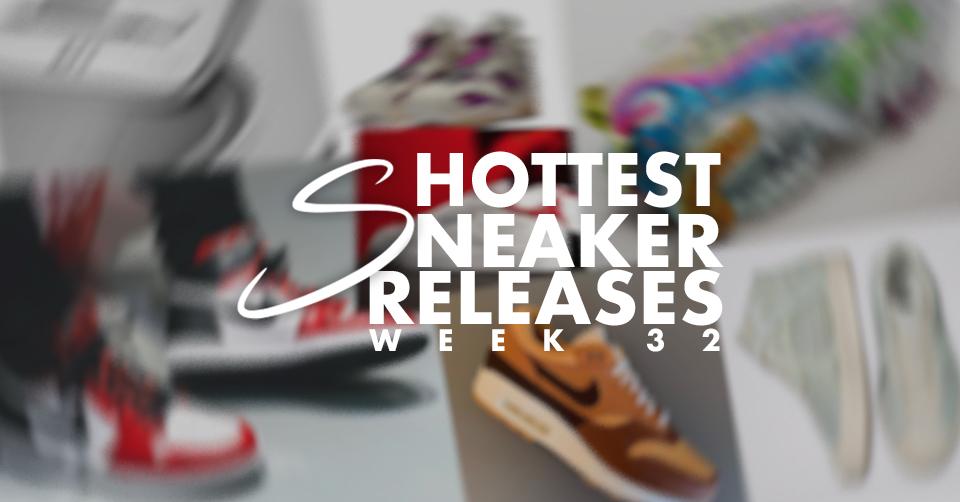 sneaker releases 32