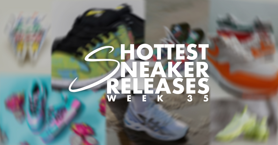 Sneaker week 35 2020
