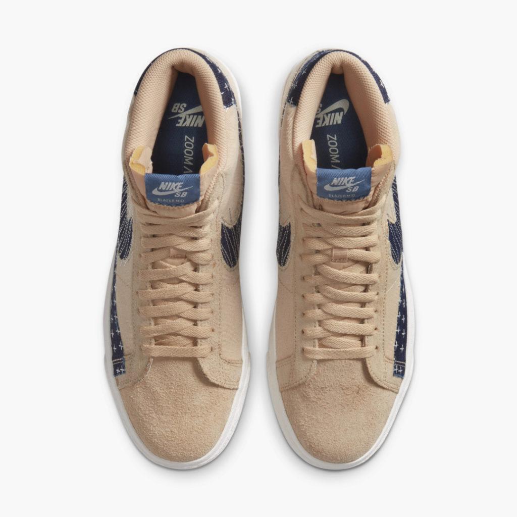 Nike SB Zoom Blazer Mid 'Sashiko'
