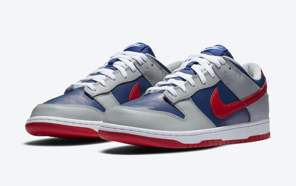 Nike Dunk Low 'Samba'
