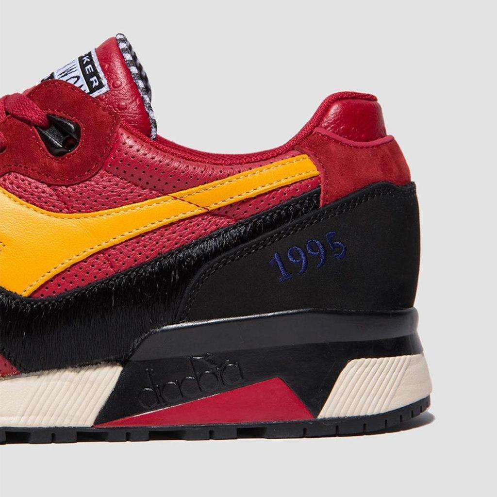 Packer Shoes x Diadora