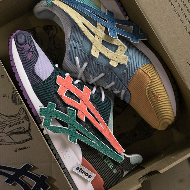 Sean Wotherspoon x ASICS