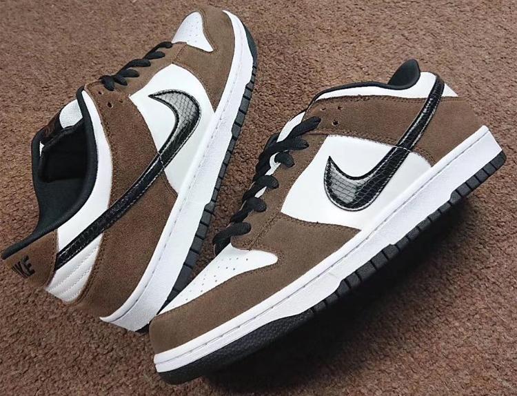 Nike SB Dunk Low Trail End