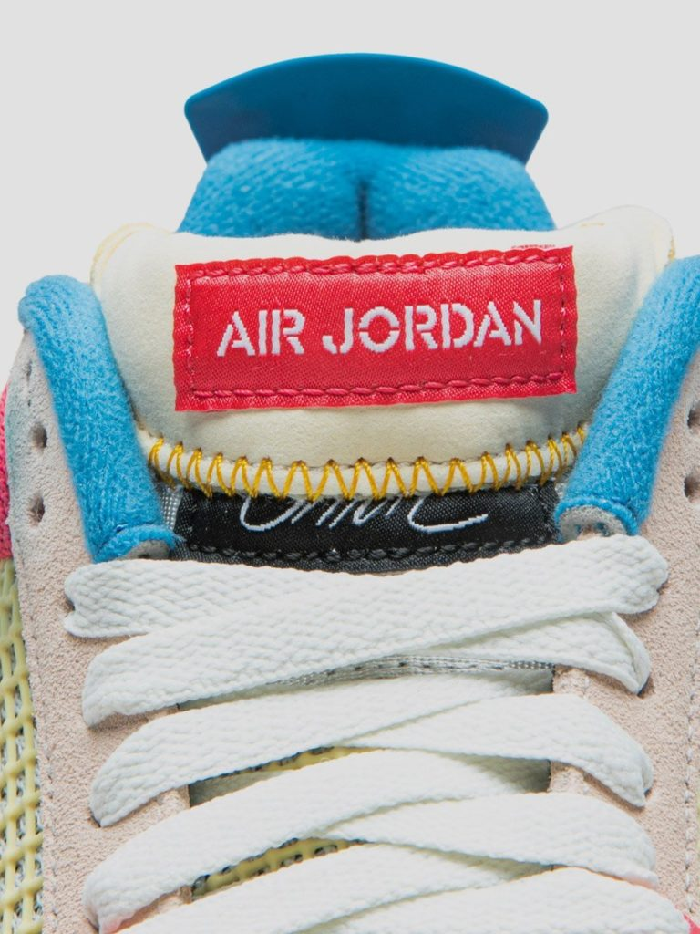 Union LA Air Jordan collectie