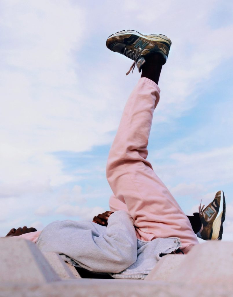 New Balance x Patta