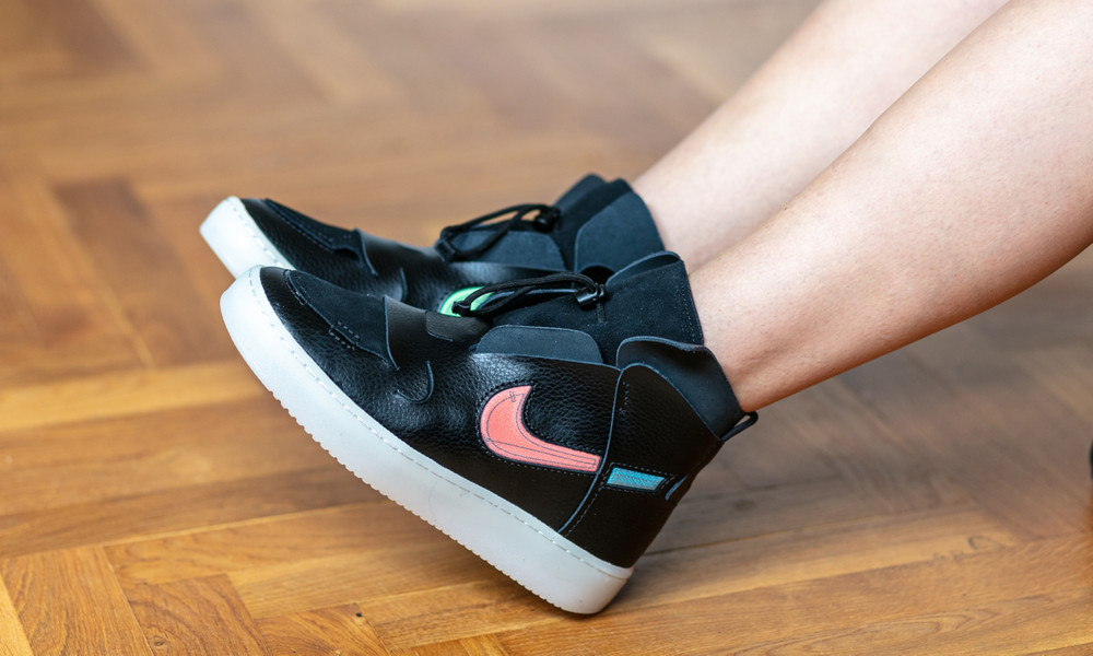 Nike WMNS Vandalized black