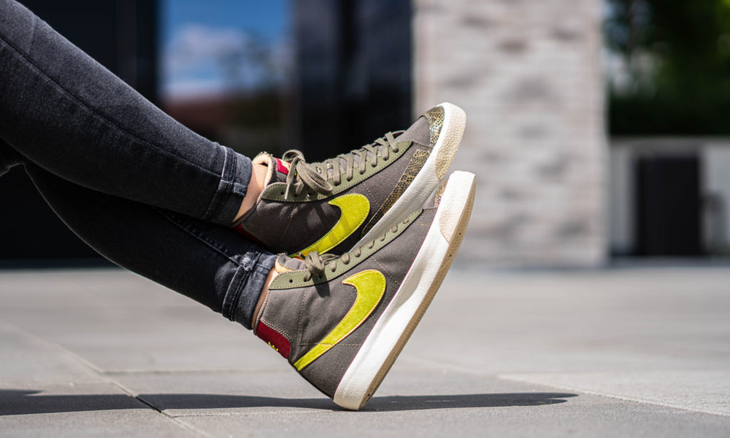 Nike WMNS Blazer Mid Snakeskin
