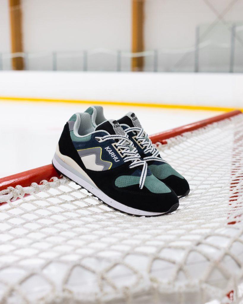 Hockey Pack 'Blue Wing Teal'