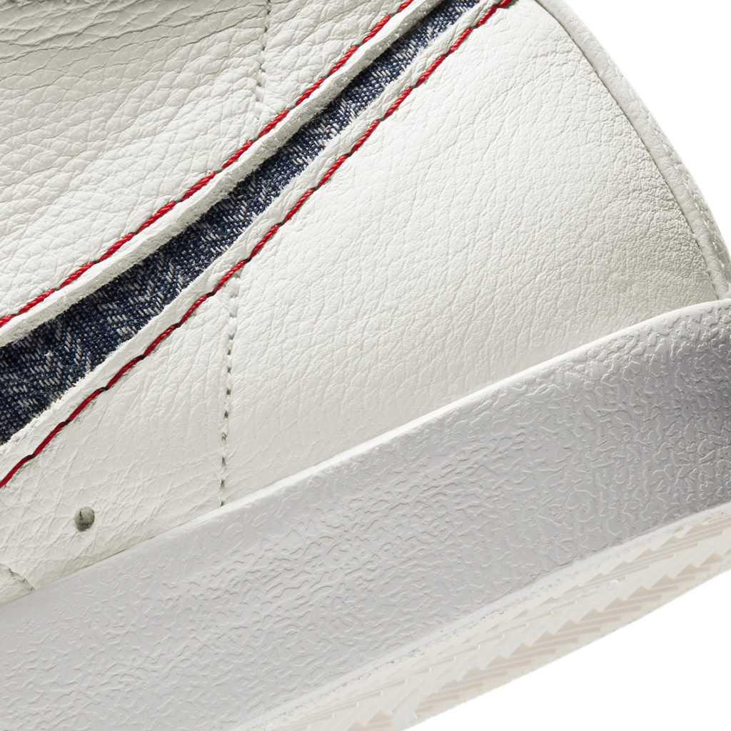DENHAM x Nike Blazer Mid