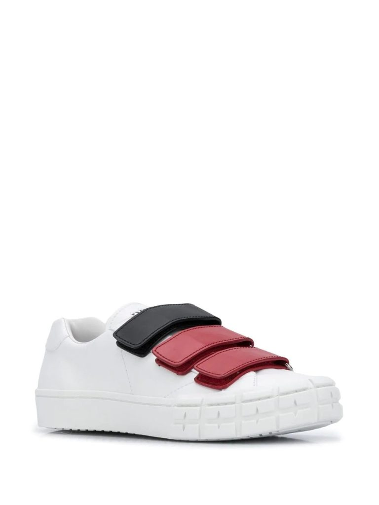 Prada sneaker Klittenband