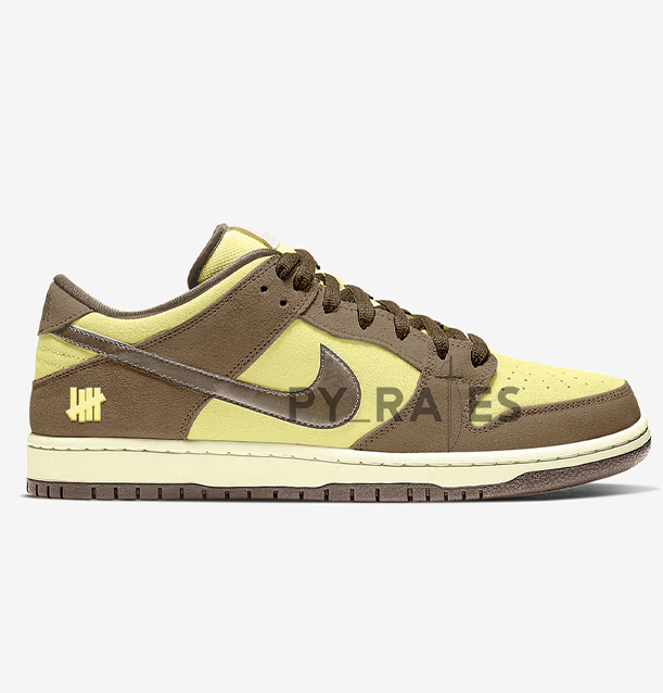 Undefeated Nike Dunk Low