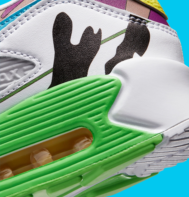 Ruohan Wang Nike Air