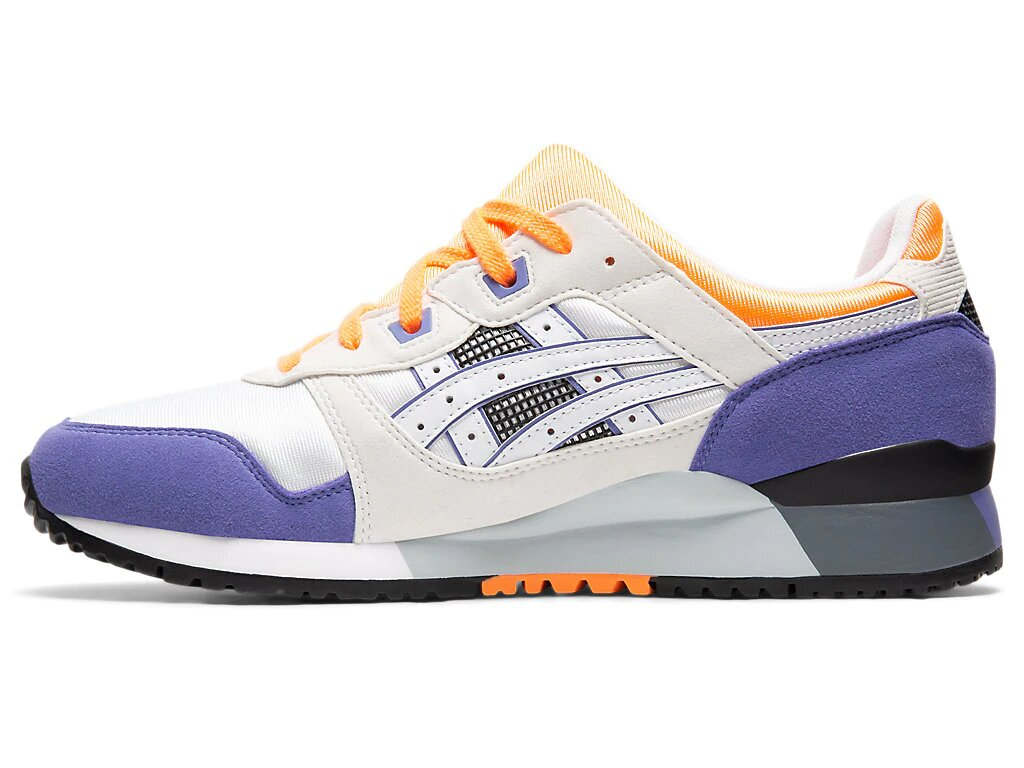 ASICS Gel-Lyte III 'Orange/Purple'