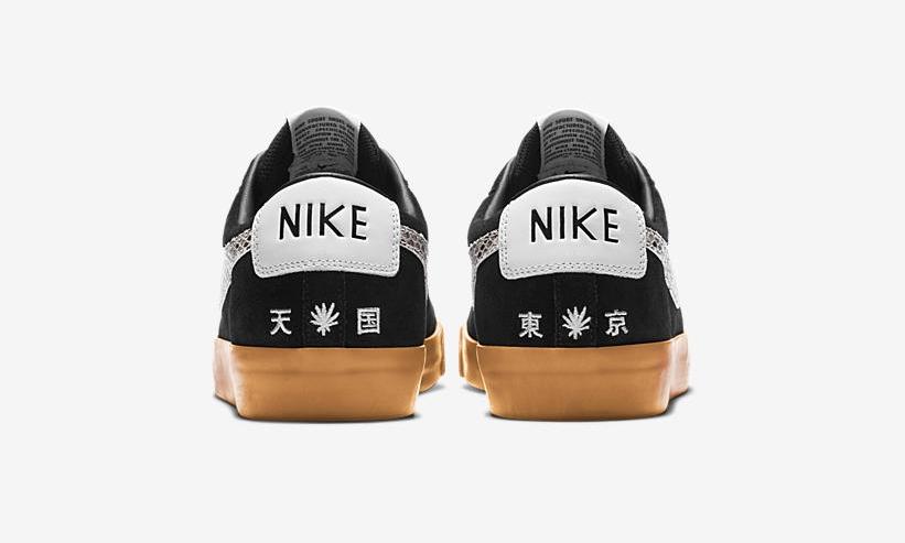 WACKO MARIA x Nike SB 'ZOOM BLAZER LOW GT QS'