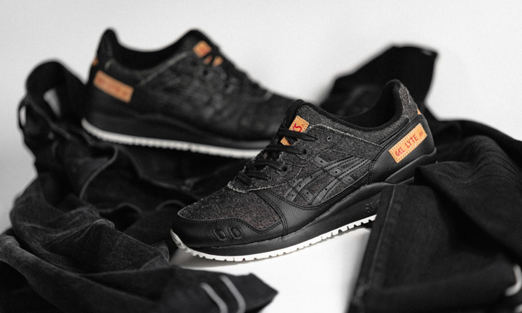 Asics GEL-Lyte III Denim
