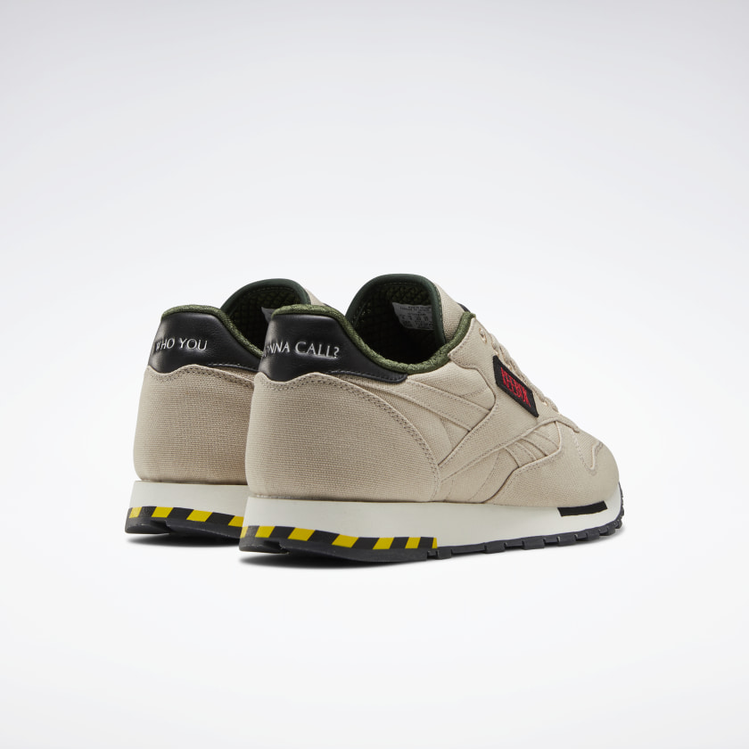 Ghostbusters Reebok Classic Leather