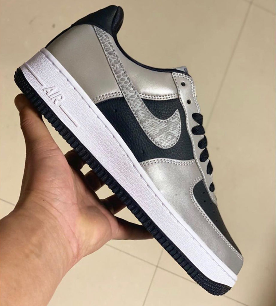 Nike Air Force 1 Reflective