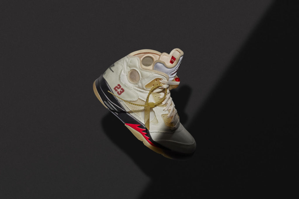 Off-White X Air Jordan 5