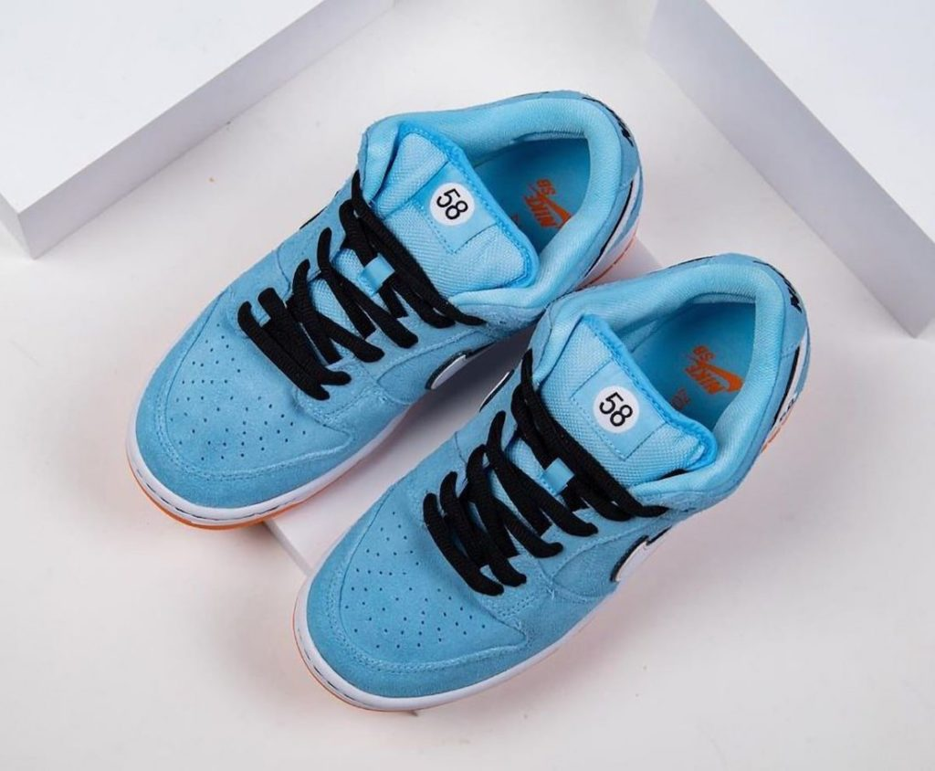 Nike SB Dunk Low 'Club 58'