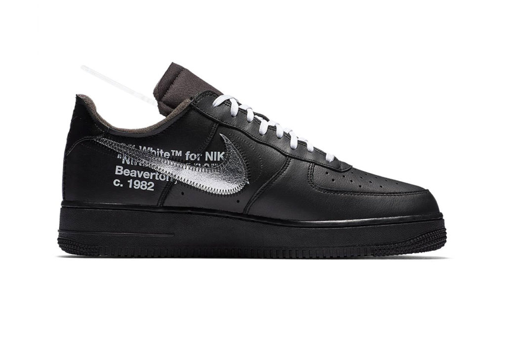 Off-White Nike Air Force 1 MoMA
