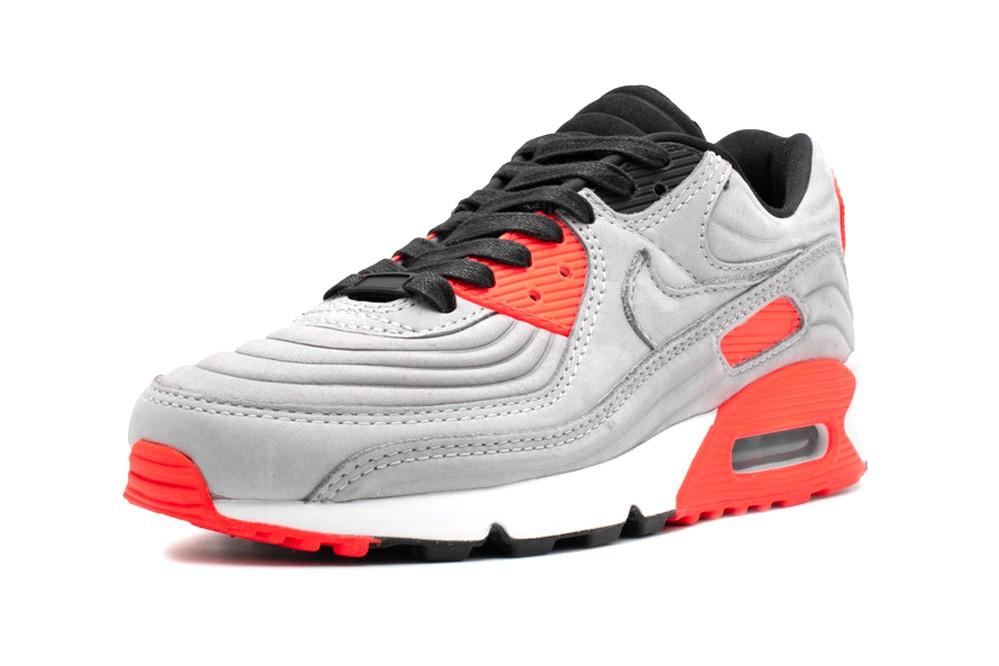 Nike Air Max 90 'Night Silver'