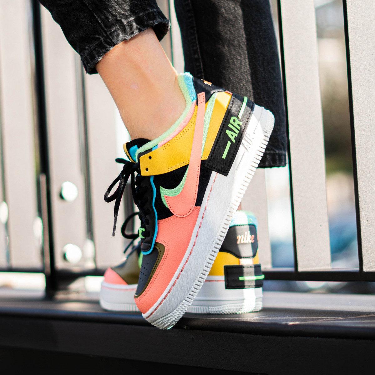 Top 5 sneakers week 46: Nike Air Force 1 Shadow SE