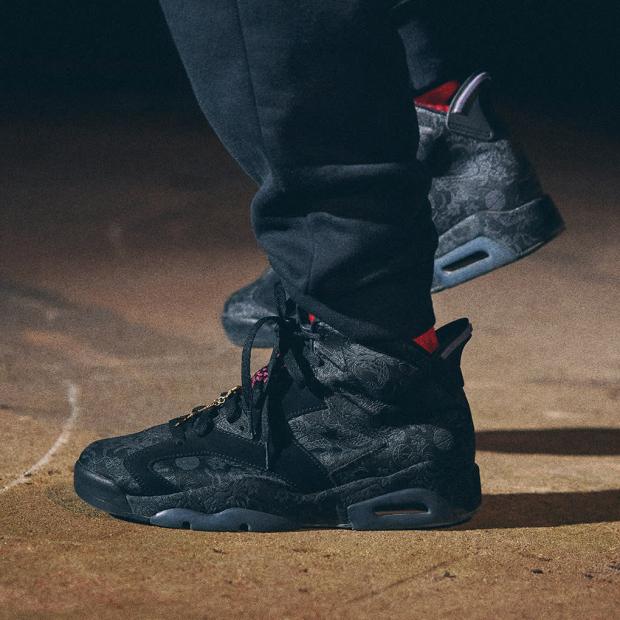 Top 5 sneakers week 46: Air Jordan 6 Retro Singles Day