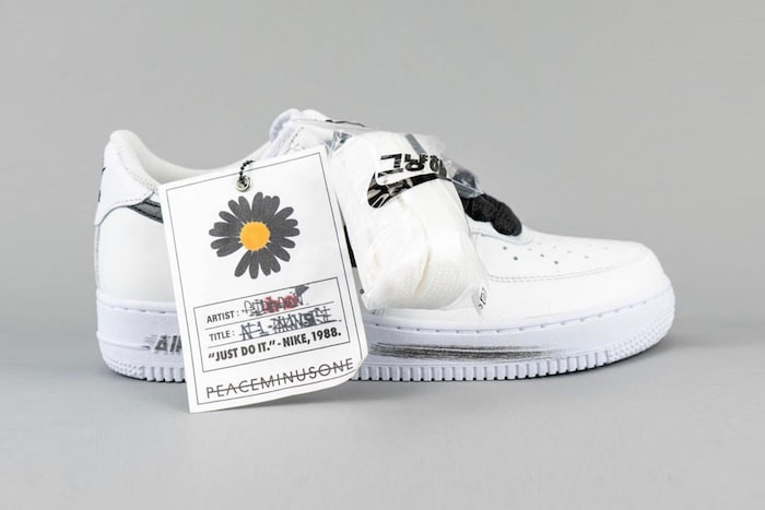 PEACEMINUSONE Air Force 1 Para-Noise