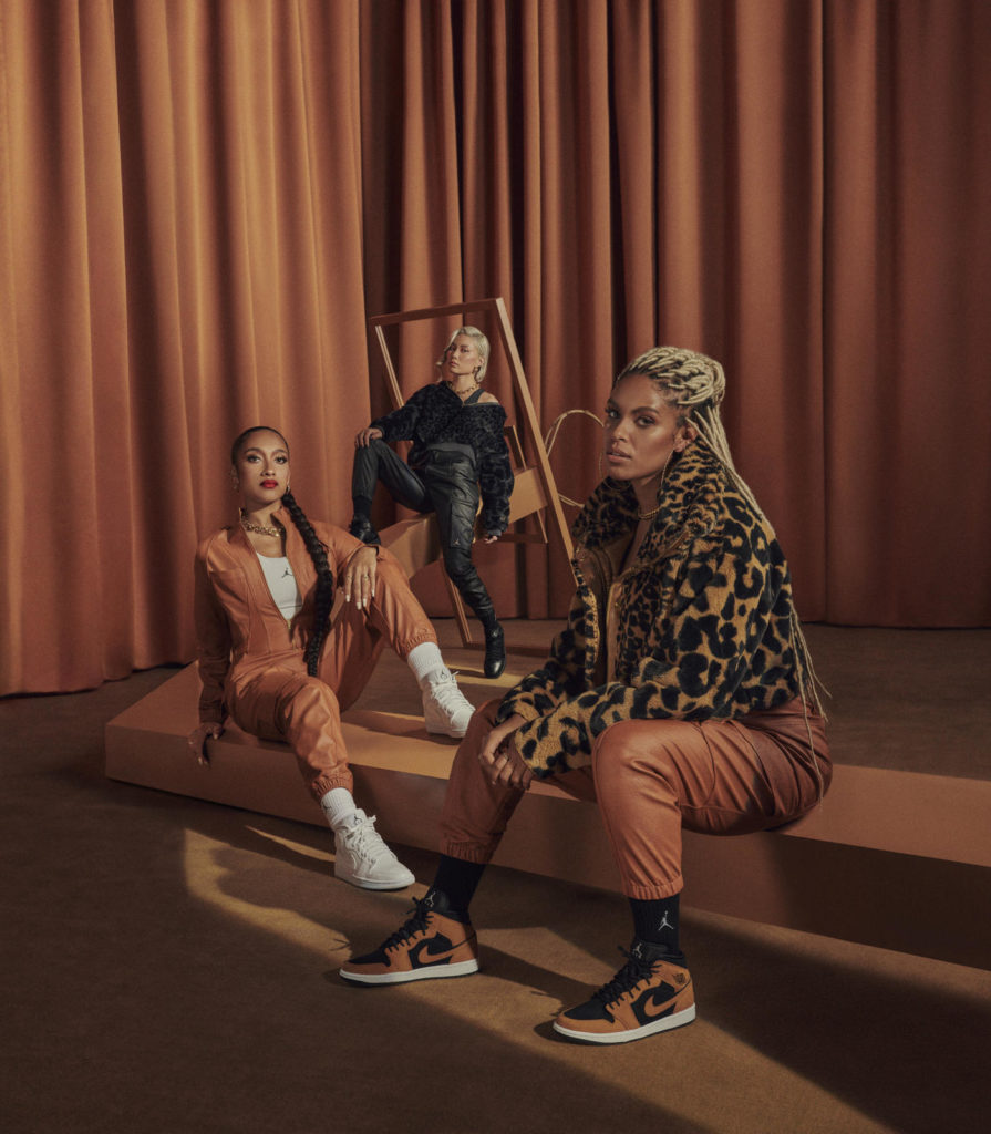 Jordan Brand Holiday 2020 Apparel WMNS Collection