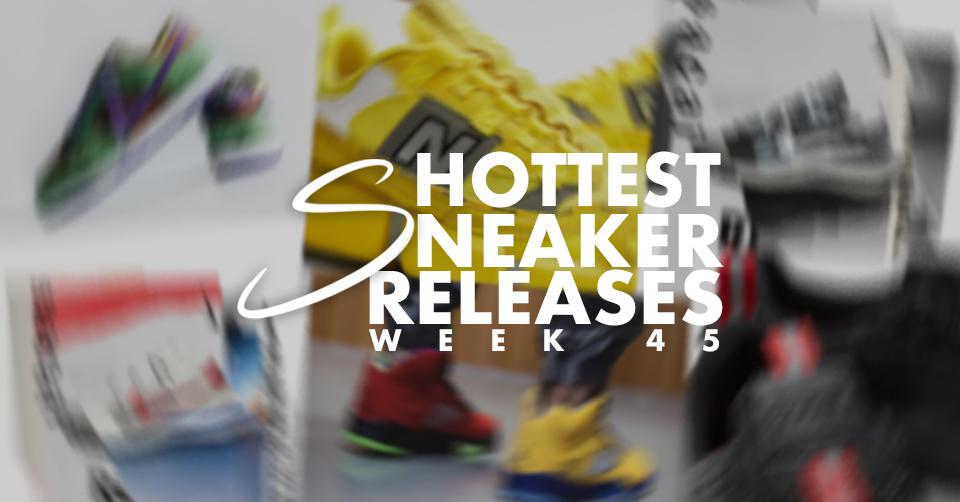 sneaker releases week 45 2020