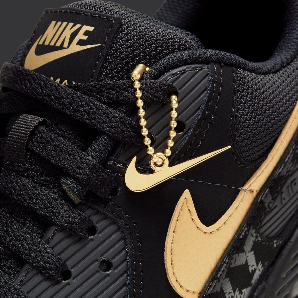 Top 5 sneakers week 46: Nike Air Max 90 Black/Gold