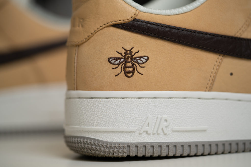 Nike Air Force 1 Low 'Manchester Bee'