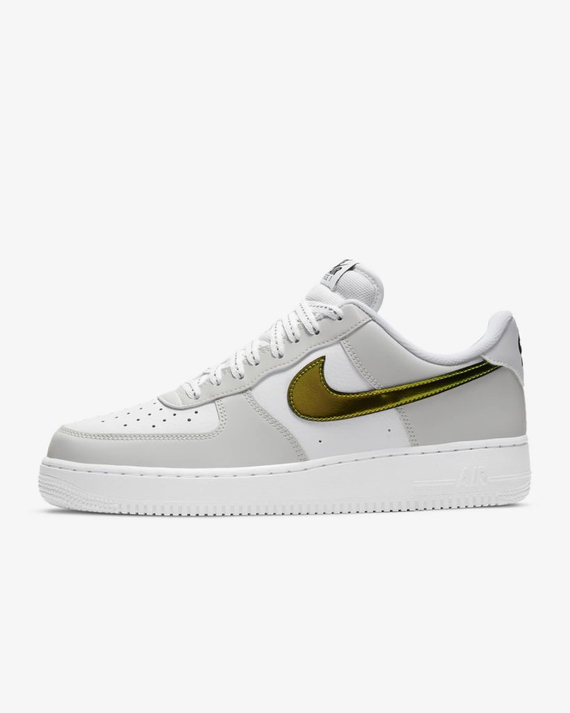 Air Force 1 'Metallic Summit White'