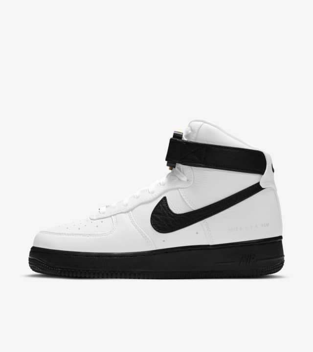 Nike Air Force 1 High x ALYX 'White/Black'