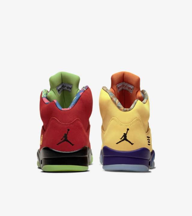 Jordan 5 Retro 'What the'
